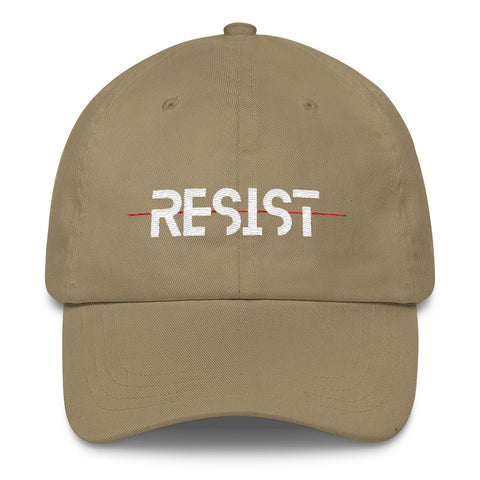 RESIST unstructured hat