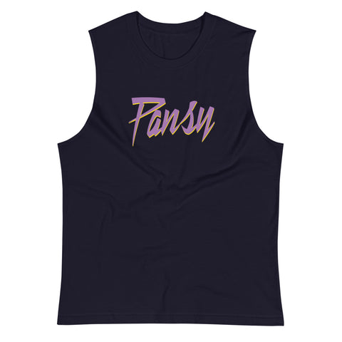PANSY muscle shirt