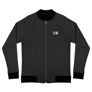 HE/HIM (NOT ASKING TOO MUCH) bomber jacket