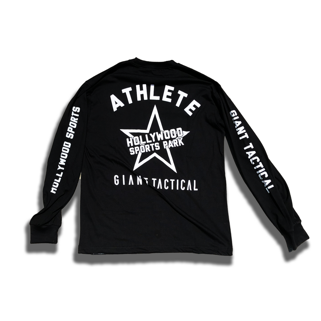 HSP Athlete LS Tee