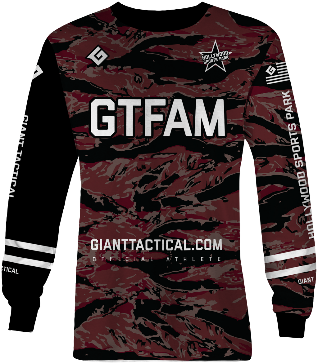 GT FAM Jersey - Red