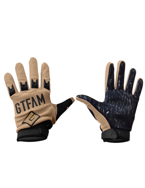 2019 GTFAM GLOVES - DESERT TAN