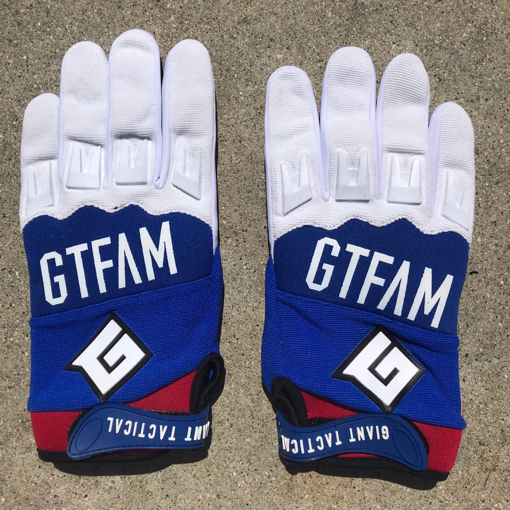 GIANT TACTICAL 2018 GTFAM GLOVES - USA