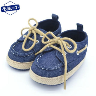 Baby Boat Shoes - Bluora
