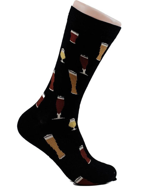 Craft Beers - The Sock Bar Novelty Socks
