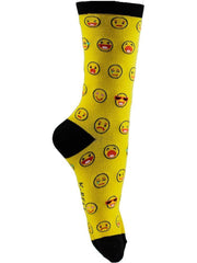 Emoticons - The Sock Bar Novelty Socks