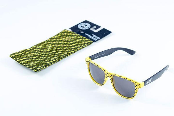 FLASH LOGO SUNGLASSES WITH CASE