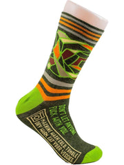 Don't Fuck With You - The Sock Bar Novelty Socks