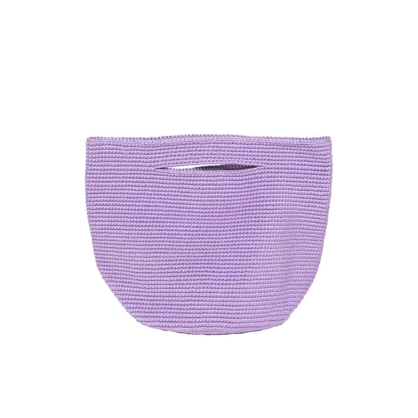 Lilac Mini Shopper