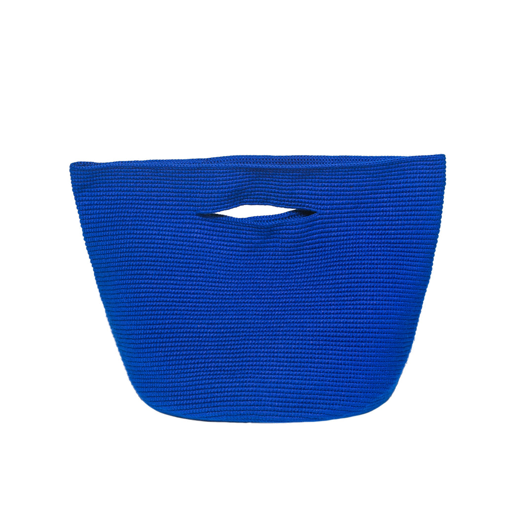 Royal Blue Shopper