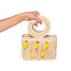 Mini Chiara Lemon Iraka Basket