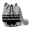 Seattle Woven Mochila Bucket Bag - 1