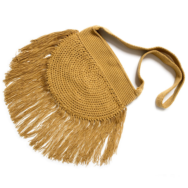 Salsa Fringe Bag - Main