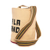 La La Land Woven Mochila Bucket Bag - 2