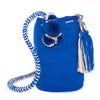 Royal Woven Mochila Bucket Bag - 4