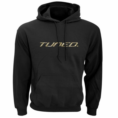 Tuned. 'Sparkle Gold' Hoodie