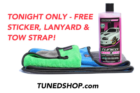 Tuned. WTF Car Care Sale Pack