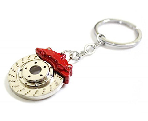 Tuned. Brake Keyring