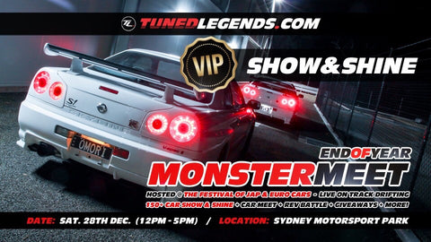 ENTRANT: MONSTER MEET S&S (NSW)