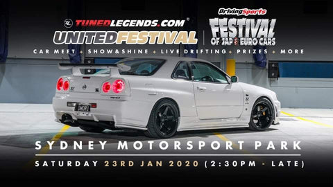 Tuned. Street Meet (NSW) - Trader Fee