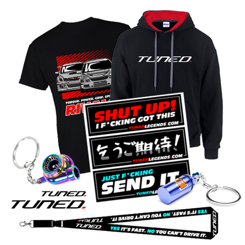 Tuned. 1 DAY SALE Pack