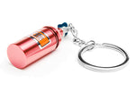 Nitrous Bottle Keyring (Red)