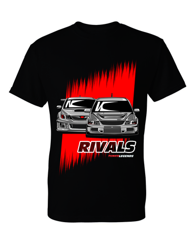 Tuned. Legends 'Rivals' T-Shirt