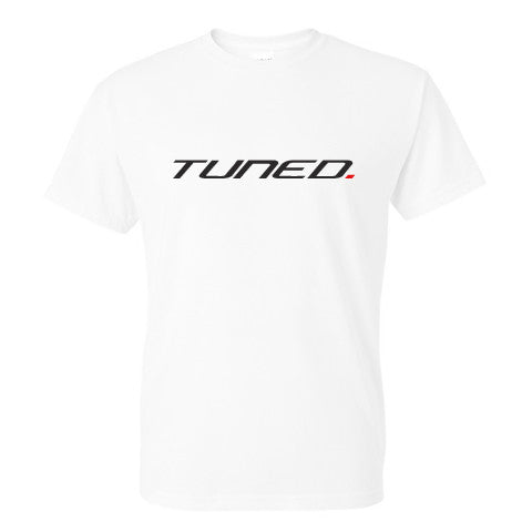 Tuned. T-Shirt (White)