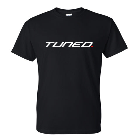Tuned. 'Original' T-Shirt (Black)
