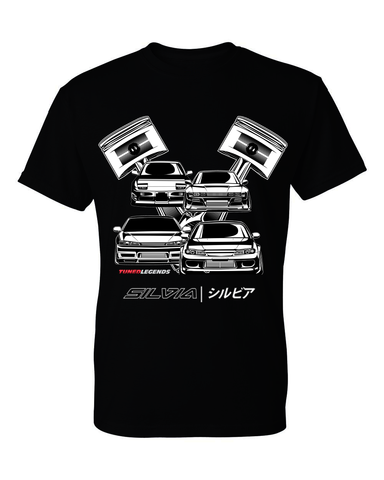 Tuned. Legends 'Generations' T-Shirt