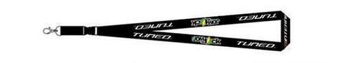 Tuned. 'JDM As F*ck' Lanyard