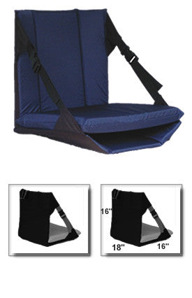 Navy Blue Cushn Seats