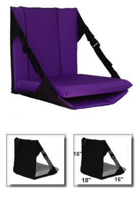 Purple Cushn Seats