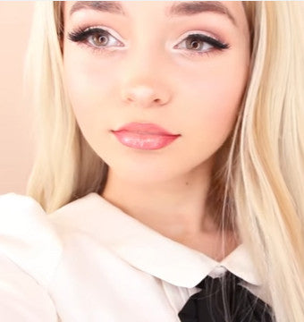 Dove Cameron Transformation Makeup Tutorial by jbunzie