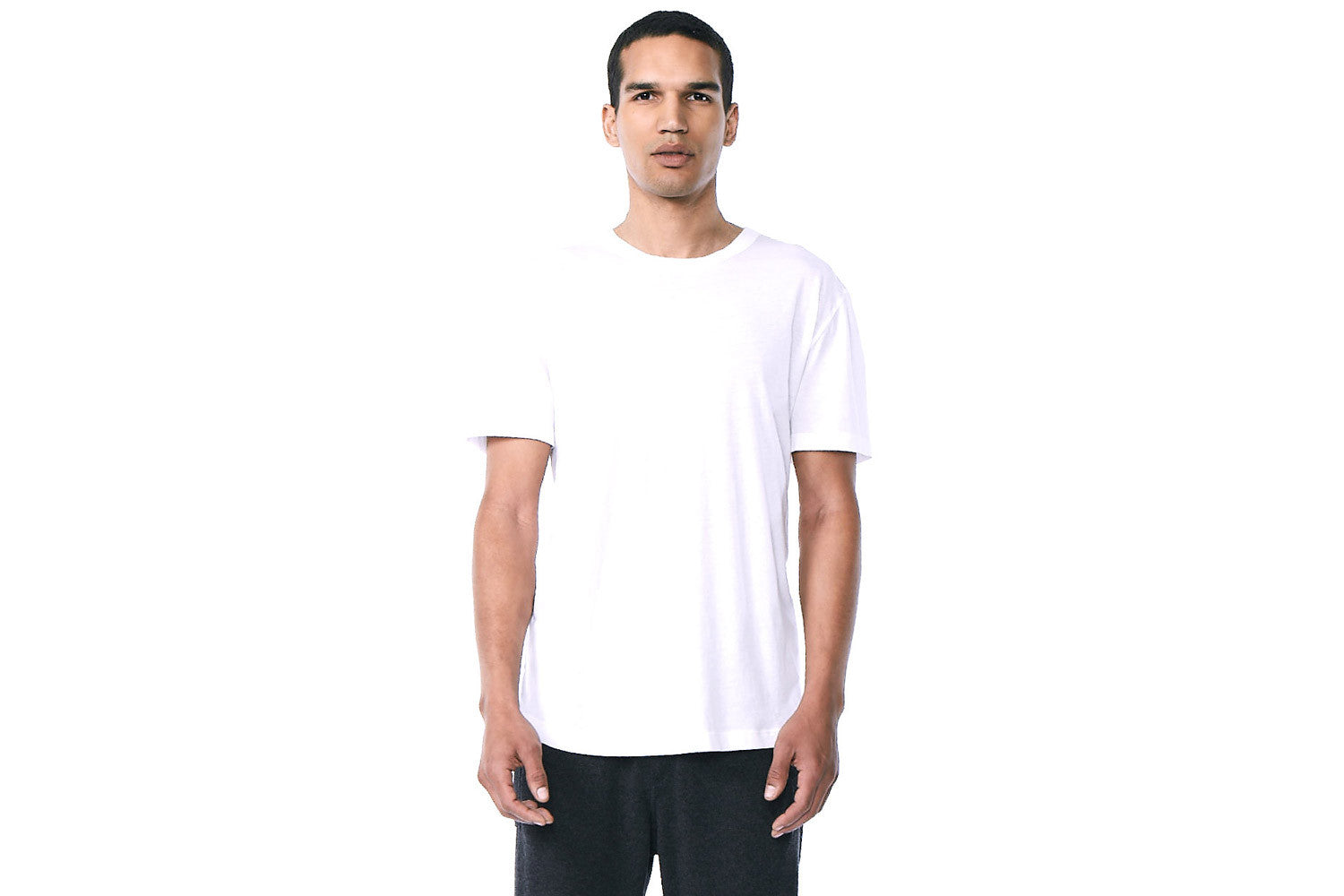 Franklin - Crew Neck Tee (White)
