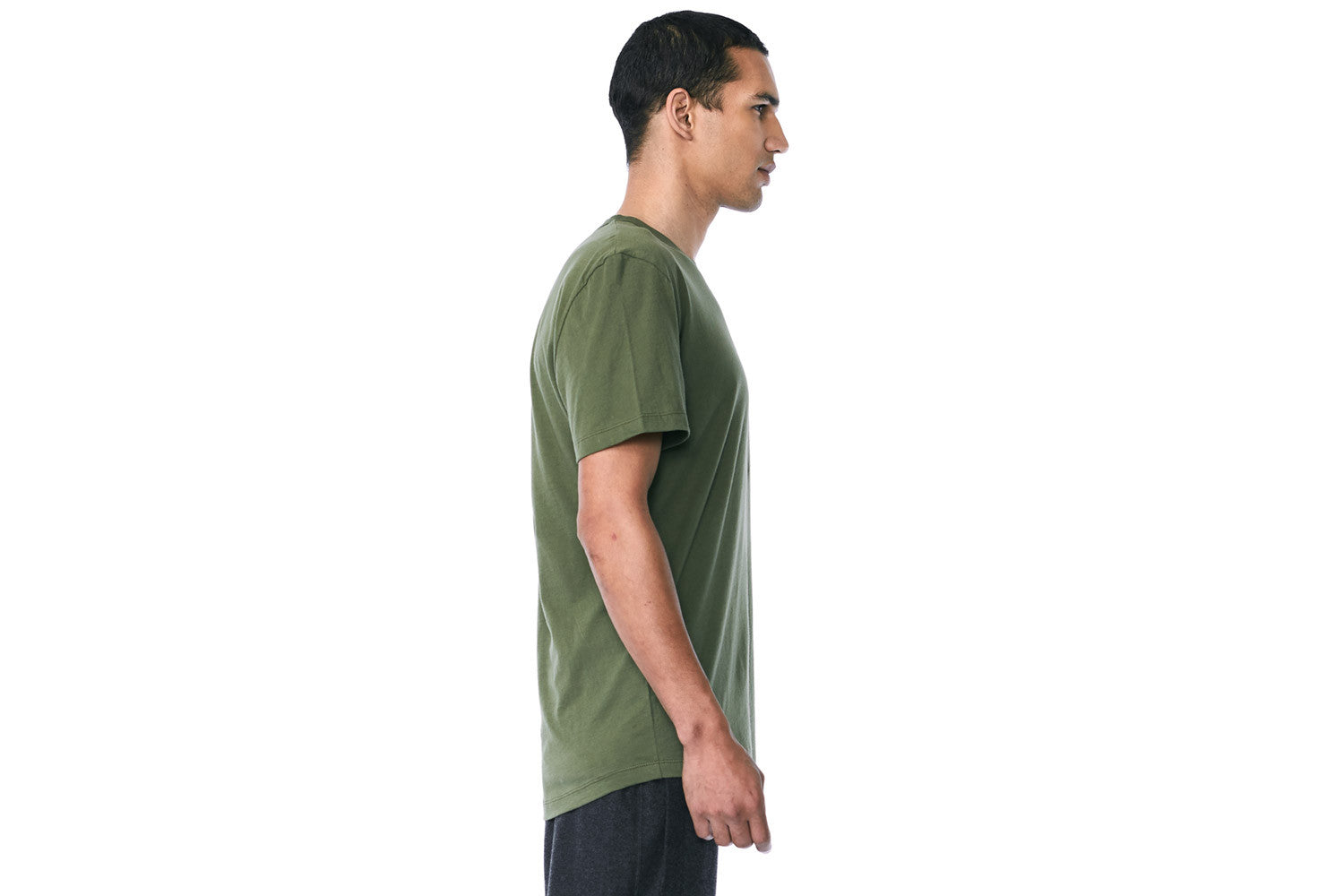 Franklin - Crew Neck Tee (Military)