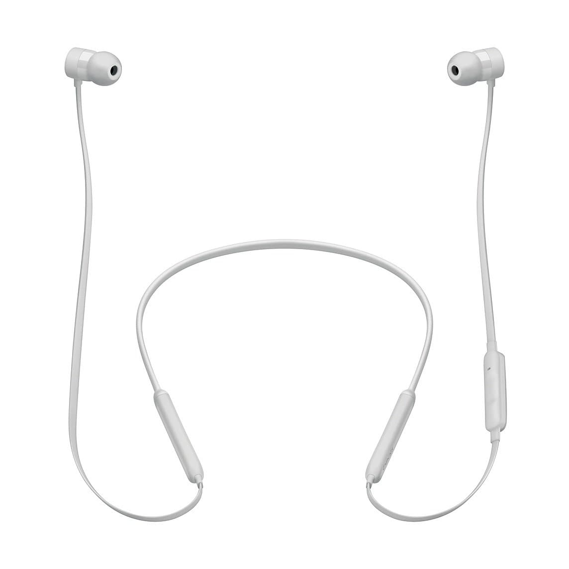 Beats by Dr. Dre BeatsX In-Ear Sound Isolating Bluetooth Headphones - Satin Silver - WiseTech Inc