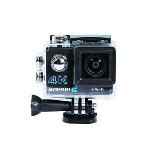 SAFARI 3 4K ACTION CAMERA - WiseTech Inc