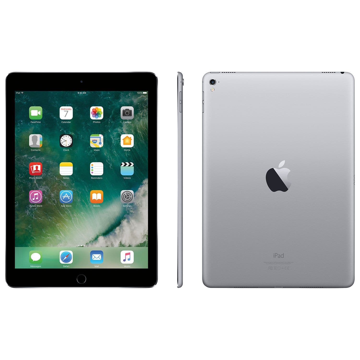 "Apple iPad Pro 10.5"" 256GB with Wi-Fi - Space Grey"