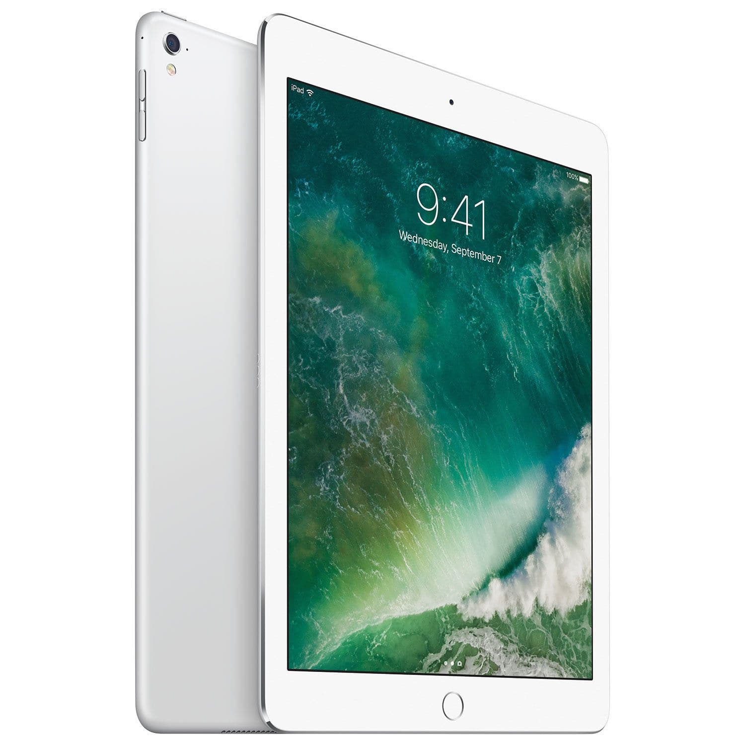 "Apple iPad Pro 9.7"" 32GB Cellular - Silver (MLPX2CL/A)"