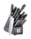 Henckels Forged Aviara Knife Set, 17-pcs