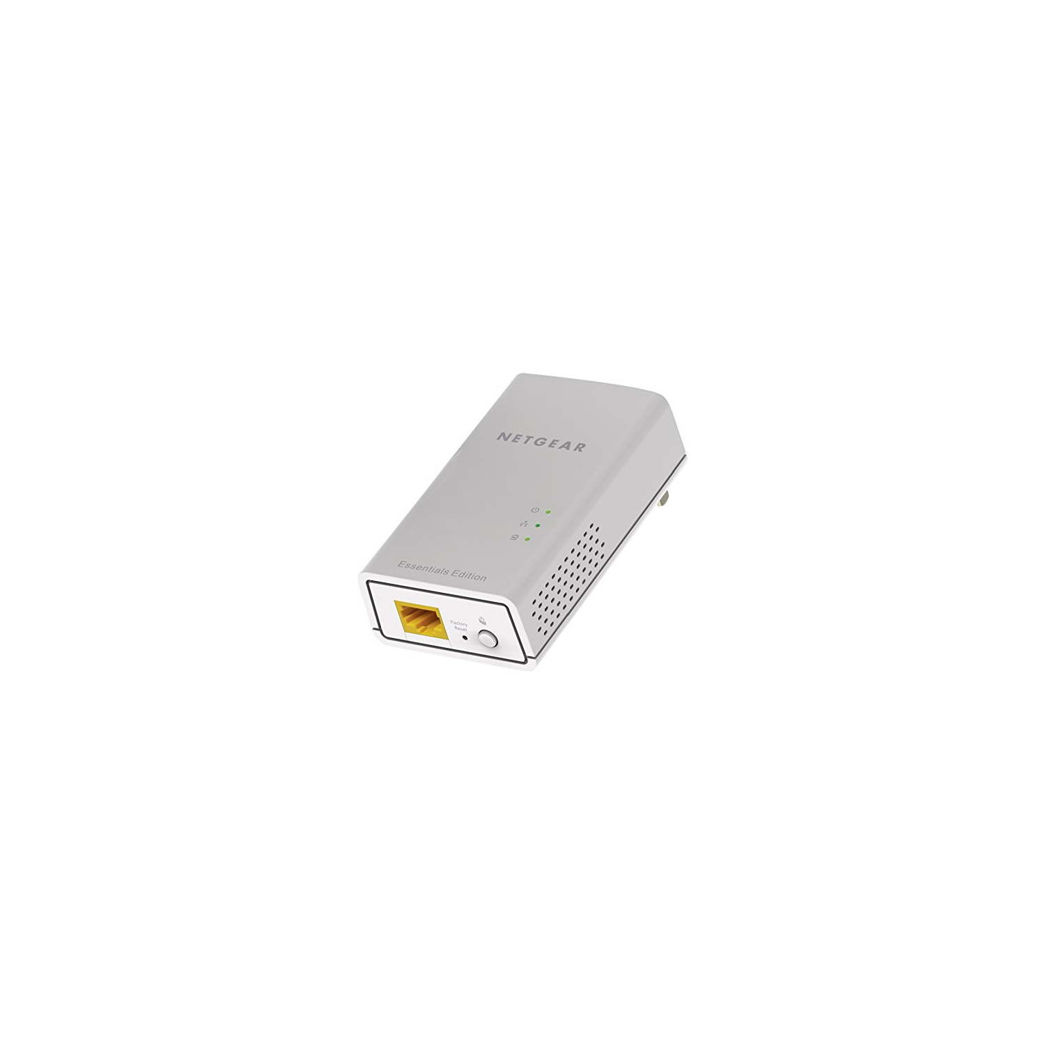 Netgear Powerline Adapters 1000 Mbps 1 Gigabit Port - PL1000