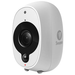 Swann Wireless Indoor/Outdoor 1080p IP HD Camera - White (SWWHD-INTCAM) - WiseTech Inc