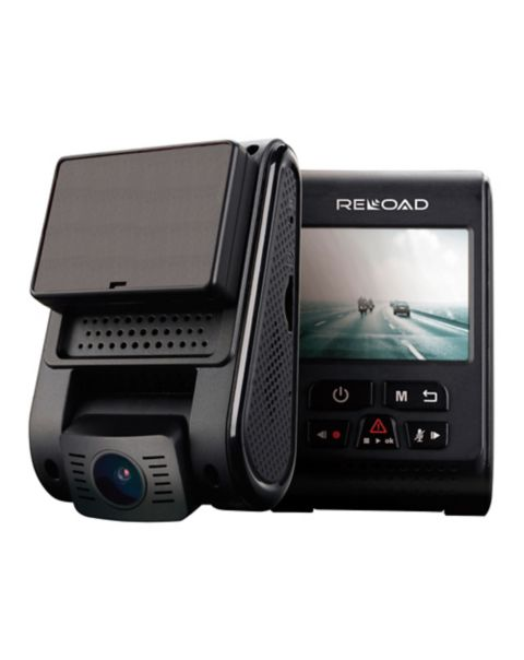 Reload 2K HD Dash Camera, 2-in - WiseTech Inc