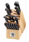 Henckels Classic Forged Knife Block Set, 14-pc