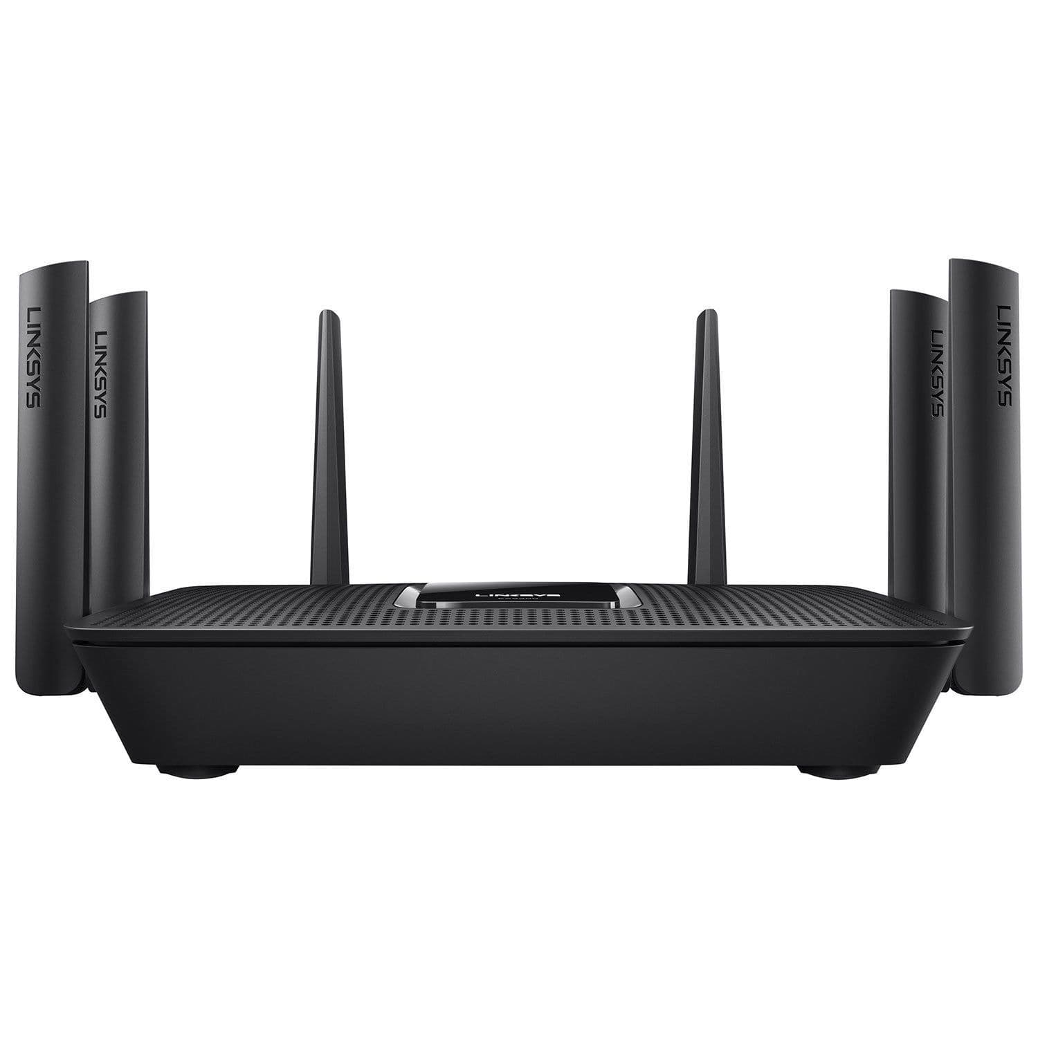 Linksys Max-Stream Wireless AC4000 Tri-Band Gigabit Router (EA9300-CA)