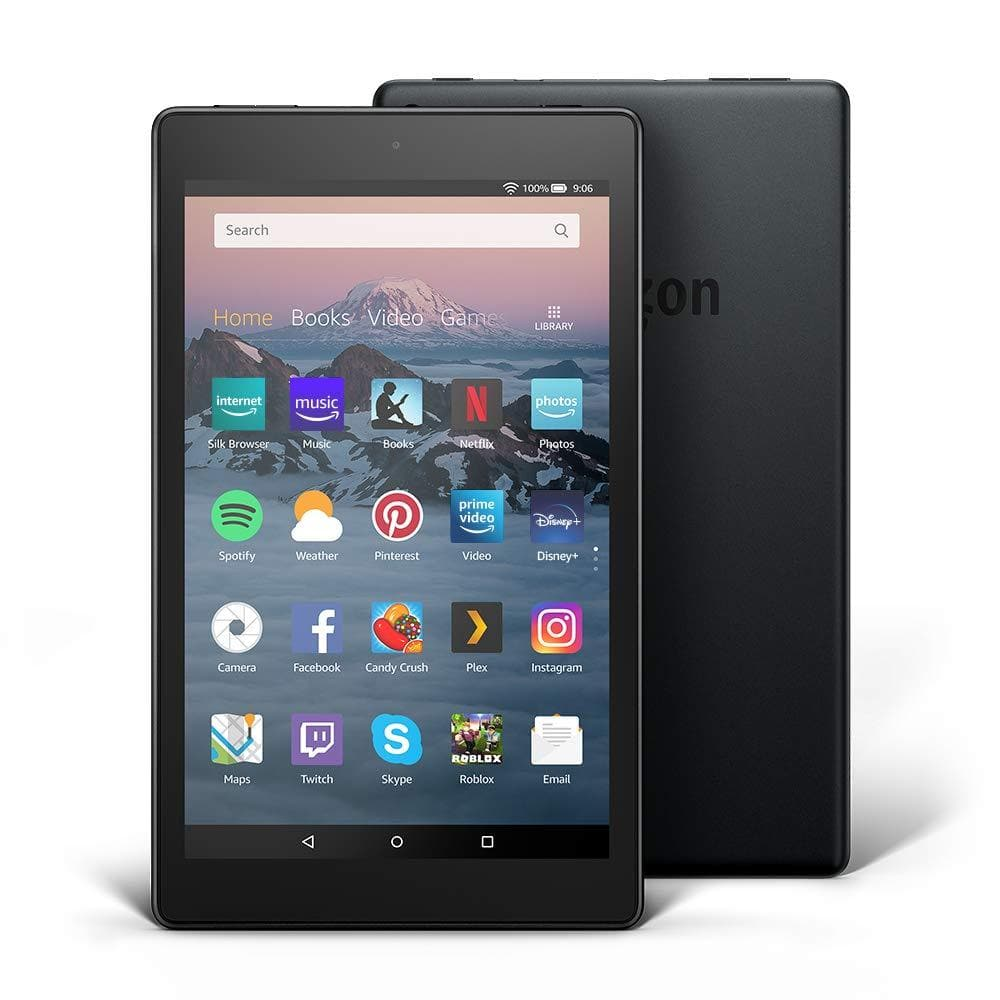 "Fire HD 8 Tablet | 8"" HD Display 32GB - Black (B0794PD8NS) - WiseTech Inc"
