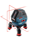 BOSCH 360 Three-Plane Leveling and Alignment-Line Laser (GLL 3-50 S)