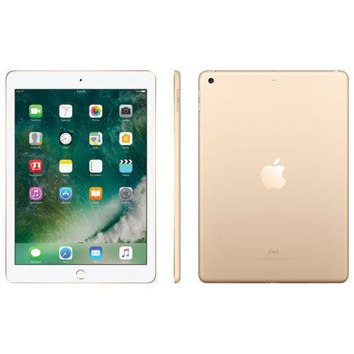 "Apple iPad 9.7"" (5th GEN) WiFi 128GB - Gold (MPGW2CL/A)"