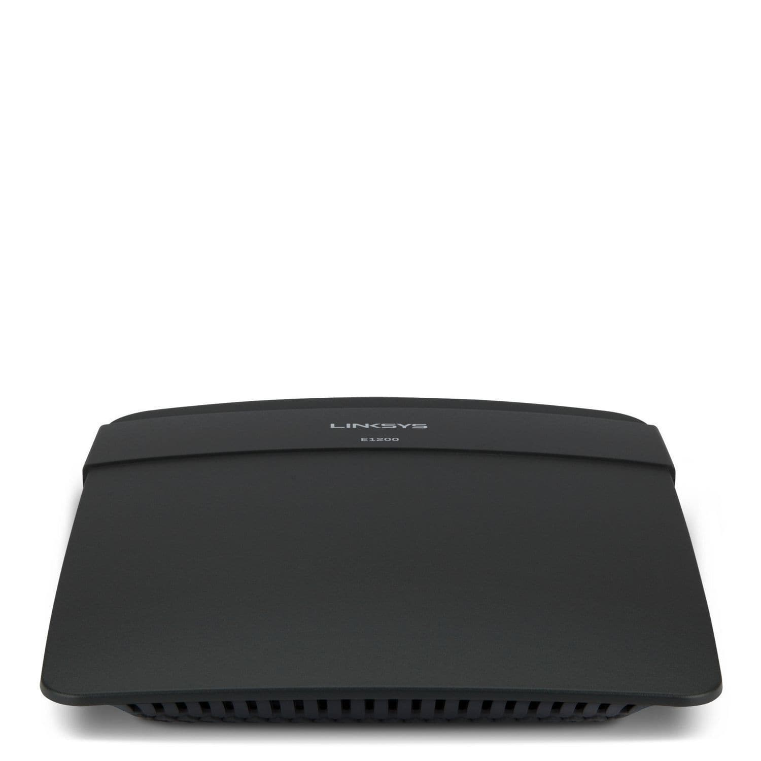 Linksys E1200 N300 Wi-Fi Router
